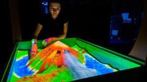 Интерактивая игровая сенсорная комната