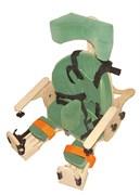 Опора для сидения для детей-инвалидов с ДЦП ОС-007 (Размер 2)