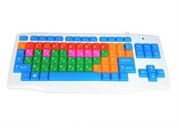 Клавиатура беспроводная с крупными кнопками для людей с ОВЗ