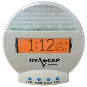 Стационарный приемник со звуковой, световой и текстовой индикацией (Сп)