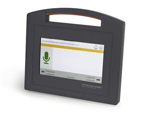 «Исток Синхро» информационно-коммуникационная панель для инвалидов по слуху