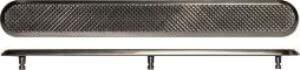 Тактильный индикатор полоса из нержавеющей стали на штифте