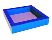 Сухой бассейн квадратный