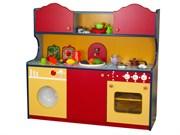 Кухня детская деревянная классическая М-2