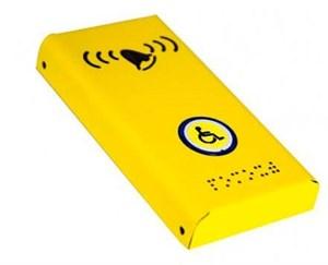 Кнопка вызова персонала с сенсорной зоной активации