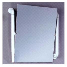 Зеркало поворотное с поручнем