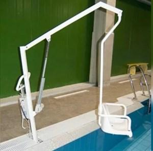 Подъемник для бассейна электрический