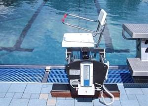 Мобильный подъемник для бассейнов Pool-Butler