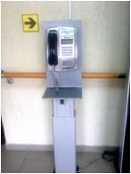 Таксофон для инвалидов