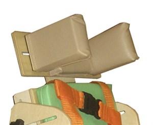 Съемный подголовник (дополнительная комплектация к опорам для сидения)