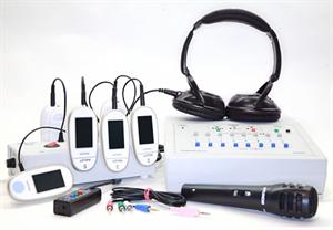 Радиокласс слухоречевой на 6 учеников