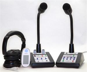 """Аудиокласс проводной слухоречевой на 6 учеников """"Форте"""""""