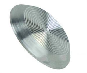 Тактильный индикатор D35мм алюминий для приклеивания