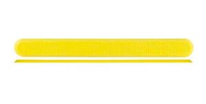 Тактильный индикатор полоса ПВХ для приклеивания