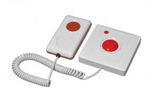 Беспроводная влагозащищенная кнопка вызова медсестры Medbells Y-SW-G
