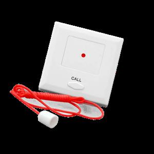 Беспроводная влагозащищенная кнопка вызова медсестры Medbells Y-SC