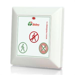 Беспроводная кнопка вызова пациента в кабинет Medbeep Med-53