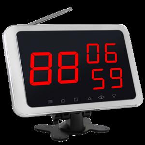 Беспроводное сенсорное табло отображения вызова Ibells APE104