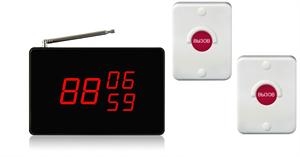Беспроводная система вызова персонала БТ510.2