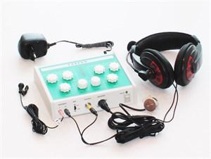 """Аппарат звукоусиливающий воздушной и костной проводимости и вибротактильного восприятия детский """"Глобус"""""""