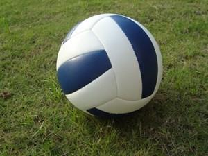 Волейбольный мяч звенящий