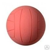 Мяч для игры в торбол звенящий
