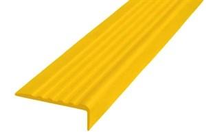 Самоклеящийся угол (цвет желтый) 44х19 мм в рулоне 12,5 м