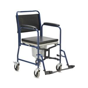 Кресло-коляска для инвалидов с санитарным оснащением H 009B