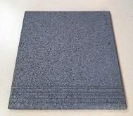 Противоскользящая резиновая плитка, 30х30 см
