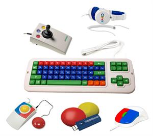 Набор №4 адаптированного оборудования для обучающихся с ОДА/ДЦП для самых маленьких