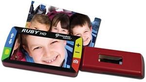 Электронный ручной видеоувеличитель (ЭРВУ) RUBY HD