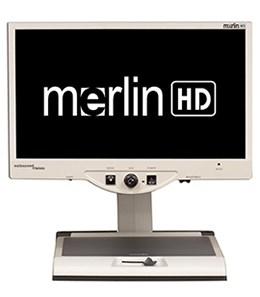 Электронный стационарный видео-увеличитель Merlin HD