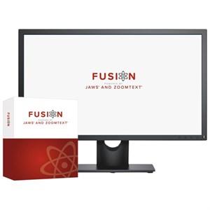 ПО экранного доступа Fusion 2019 Pro (JAWS+ZoomText)