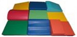 Разноуровневый мягконабивной конструктор арт. ИА24731