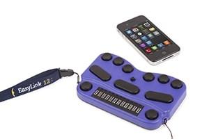 Портативный тактильный дисплей Брайля EasyLink 12 Touch