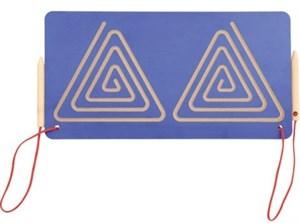 Симметричный двойной лабиринт для подготовки к письму тип 2 ИА22880