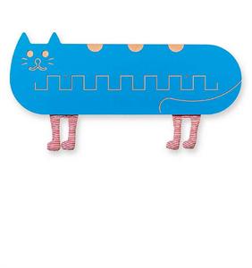"""Настенная панель-лабиринт """"Кошка"""""""