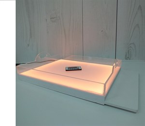 Планшет для аква-анимации с цветной подсветкой