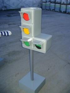 Светофор для детской игровой площадки
