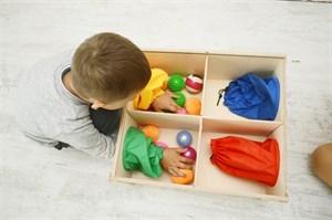 Набор методических материалов для развития и коррекции восприятия детей дошкольного и младшего школьного возраста ИА18740