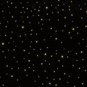 Фиброоптический ковер настенный (звезды, 300 точек) ИА24662