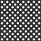 Трафарет для тактильных индикаторов D35мм без штифта - фото 7386