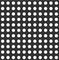 Трафарет для тактильных индикаторов D35мм без штифта - фото 7388