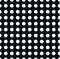 Трафарет для тактильных индикаторов D35мм без штифта - фото 7389